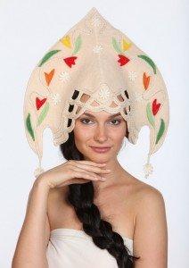 Оригинальный дизайн шапки