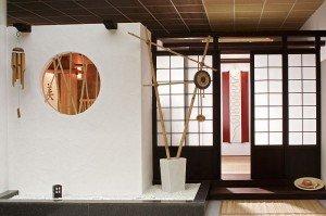 Домашняя японская сауна в комнате