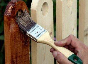 Антисептик - эффективная защита дерева