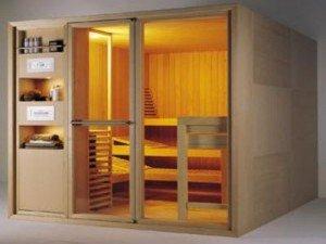 Домашняя мини-сауна в квартире - создаем себе повышенный комфорт