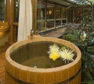 Японская баня фуэро