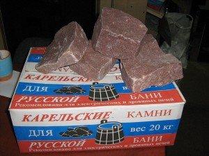 Карельский камень порфирит