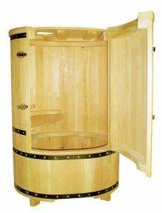 Кедровая бочка для бани