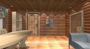 Какой должна быть комната отдыха в русской бане: интересные проекты от продвинутых дизайнеров