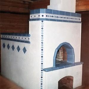 Традиционная русская каменка