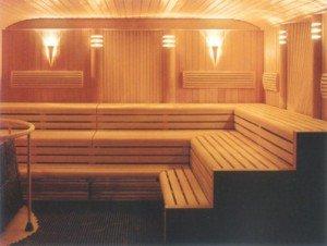 В бане существуют свои нормы этикета