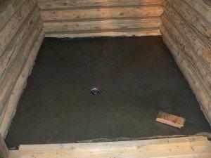 Заливка бетонного напольного покрытия