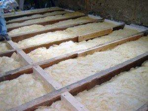 Установка теплого напольного покрытия