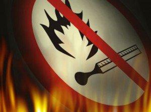 Противопожарные банные правила важны