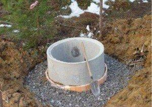 Выкопать шахтовый водоисточник труднее