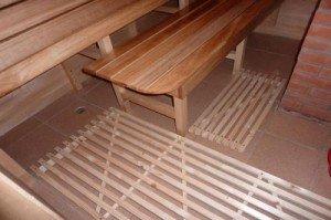 Выгодный вариант: бетон и плитка