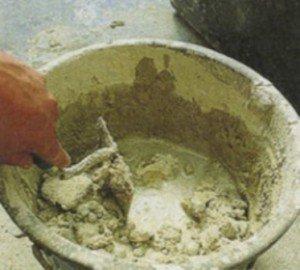 Известково-гипсовые печные растворы