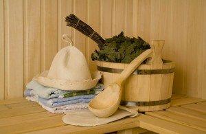 Как правильно запарить дубовый веник для бани