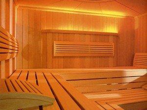 Отделочные работы в бане: выбор осины в качестве основного стройматериала