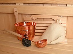 Нужные предметы банного обихода