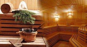 Сауна и баня отличия