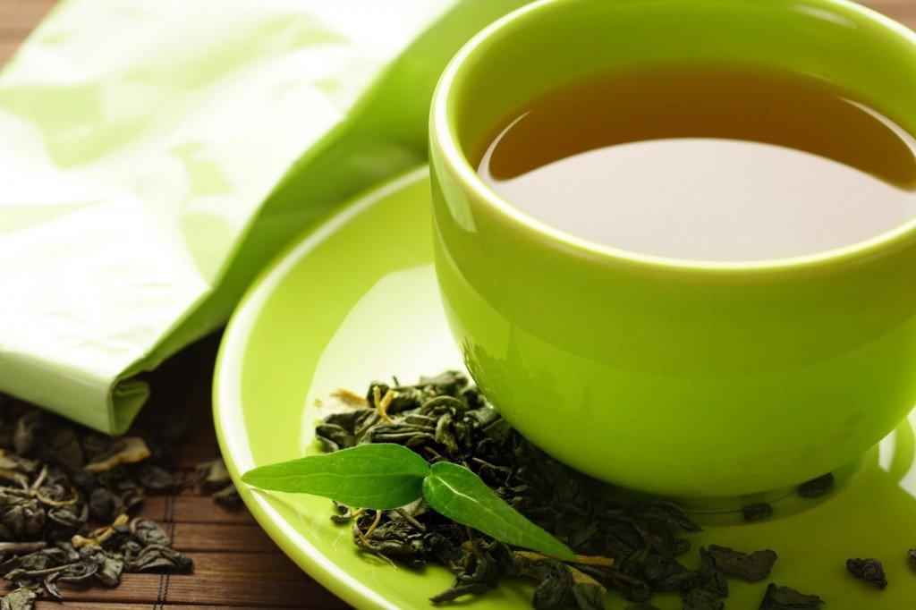 Самый полезный чай - зеленый