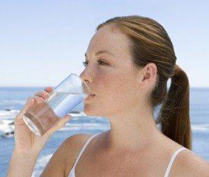 Надо больше пить воду