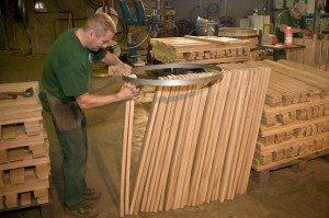 Обруч для деревянной бочки