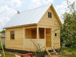 Сколько стоит построить качественную баню?
