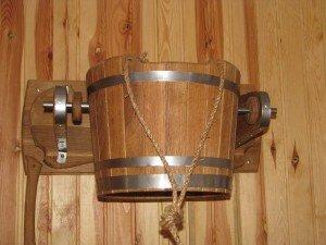 Полезное устройство для парильни