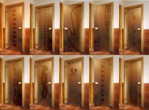 Оформление дверей