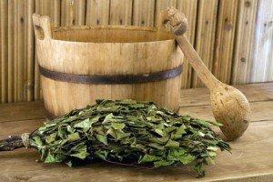 Как запарить веник для бани: способ зависит от типа изделия