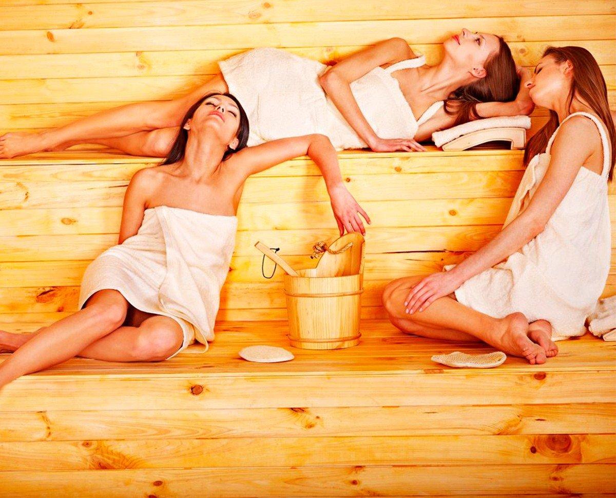 Руская женская баня 15 фотография