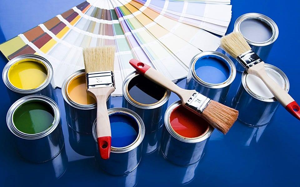 Чем покрасить баню изнутри