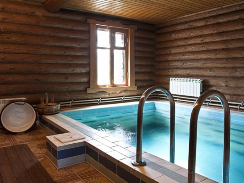 Сооружаем бассейн в бане